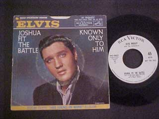 Elvis Presley Records bought and  sold at this web site.