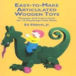 Articulated Wooden Toys to make