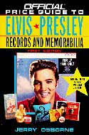 Click here for Elvis Presley Price Guide.