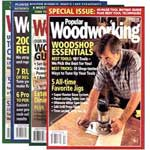 Info on how to subscribe to Popular Woodworking