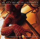 Spider-man the Movie CD
